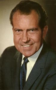 Inauguration 37th President of the United States Richard M. Nixon (1969) I