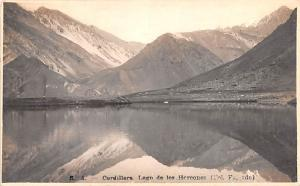 Argentina Cordillera Lago de Los Hercones  Cordillera Lago de Los Hercones