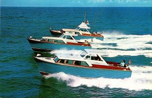 Boats Chris Craft Sea Skiffs 36 ft Sport Fisherman 32 ft Custom Sea Shiff & 3...