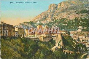 Old Postcard MONACO - Prince's Palace.
