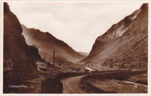 RP, Llanberis Pass, Snowdonia, Wales, UK, 1920-1940s