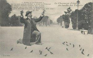 PARIS , France , 1900-1910´s ; Birdman #1