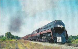Railroad Norfolk &  Western 611