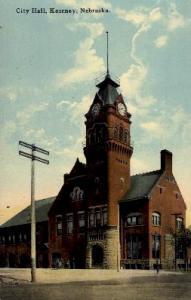 City Hall Kearney NE Unused