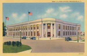 Rochester NY, New York - New U. S. Post Office - Linen