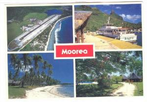 Moorea , Tahiti , 50-70s