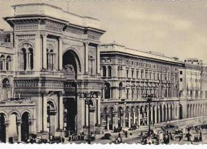 Italy Milano Galerie Victor Emmanuel Photo