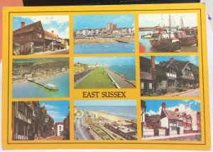 England East Sussex Lews Rye Hove Newhaven etc - unposted