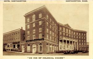 MA - Northampton. Hotel Northampton