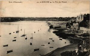 CPA   Cote d'Emeraudé - Dinard - Le Port du Prieuré (298294)
