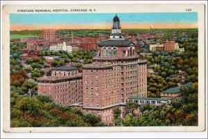 Hospital, Syracuse NY