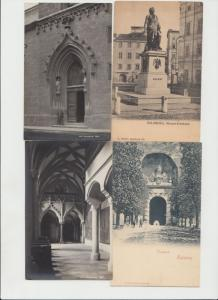 SALZBURG SALZBOURG AUSTRIA AUTRICHE 21 CPA (mostly pre-1920)