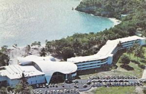 Hotel Caravelle, Ste. Anne, Guadeloupe,F.W.I.,40-60s