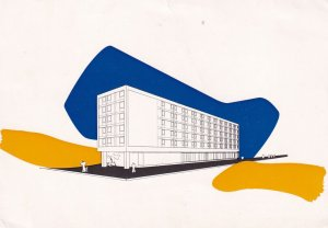 Hotel Ostend Palace, Belgium , 1950-1960s