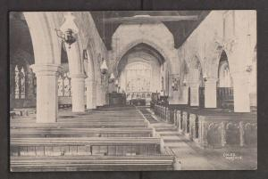 United Kingdom Churches - St. Martin's Church Ruislip - Interior View