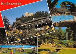 Thermalkurort Badenweiler Schwarzwald Schwimmbad Park Swimming Pool