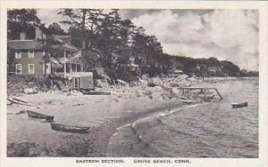 Connecticut Grove Beach Eastern Section Albertype