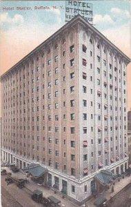 New York Buffalo Hotel Statler