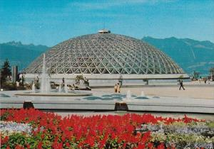 Canada Vancouver Queen Elizabeth Park The Bloedel Conservatory