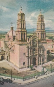 CHIHUAHUA, Mexico, 1900-1910s; Cathedral Of Chihuahua