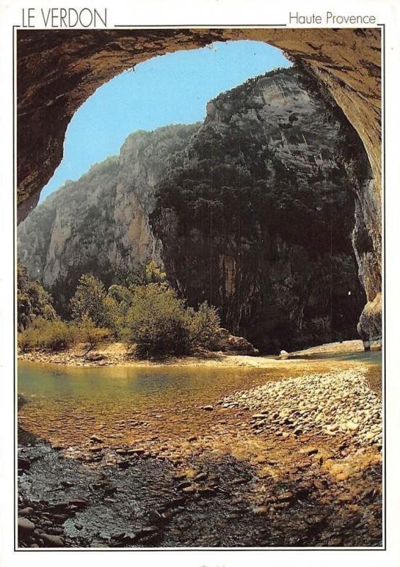 France Haute Provence, Le Verdon Gorges, Falaises d'Escales