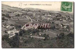 Postcard Old Poleymieux and its hamlets