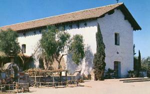 CA - Mission San Miguel