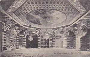 Der Muschelsaal Im Neuen Palais, Potsdam (Brandenburg), Germany, 1900-1910s