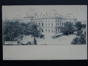 Australia BRISBANE Houses of Parliament c1902 UB Postcard by Diddams