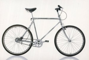 Diamant Handy Bike 1993 Bicycle Cycle Postcard