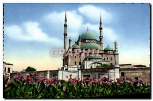 The Modern Postcard Cairo Mohamed Ali Mosque