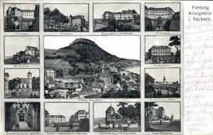 Germany Festung Königstein in Sachsen 03.32