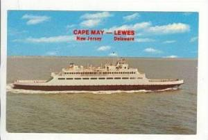 Cape May, New Jersey - Lewes, Delaware Ferry, 1940-1960s