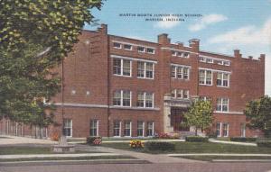 Martin Boots Junior High School, MARION, Indiana, PU-1947
