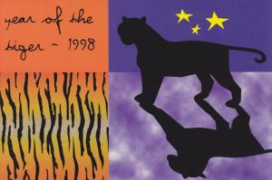 The Year of the Tiger, Tiger Stripes, 1998