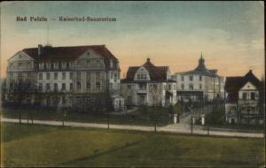 Bad Polzin Germany c1910 Postcard #2