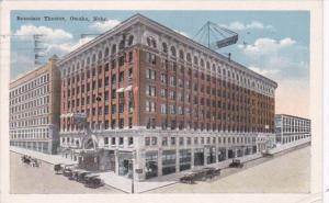 Omaha Omaha Brandels Theatre 1918