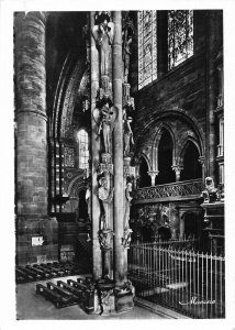 France Strasbourg La Cathedrale Le Pilier des Anges Postcard