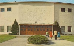 Mississippi Jackson College Park Auditorium