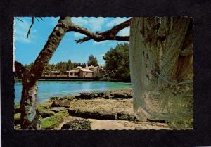 BERMUDA Waterlot Inn Hotel Southampton Bermuda Postcard