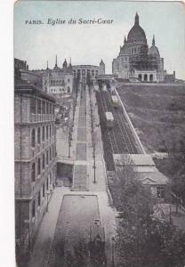 France Paris Eglise du Sacre-Coeur
