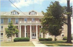 Middle Hall Administration Bldg Ripon College Ripon WV