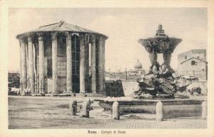 Italy Roma Tempio di Vesta 01.91