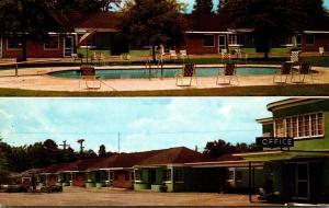 North Carolina Rocky Mount Hal Orr's Motel