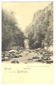 Gruss Aus Dem Bodethal, Saxony-Anhalt, Germany, 1900-1910s