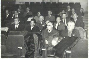 Romania SIBIU philately meeting 1976 photo
