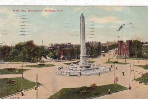 New York Buffalo Mc Kinley Monument 1911