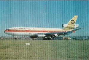 Continental Airlines McDonnell Douglas DC-10-30