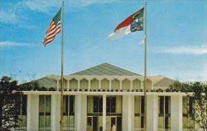 North Carolina Raleigh North Carolina Legislative Building