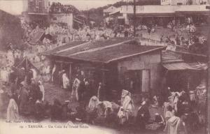 TANGER , Morocco , 00-10s ; Un Coin du Grand Sokko
